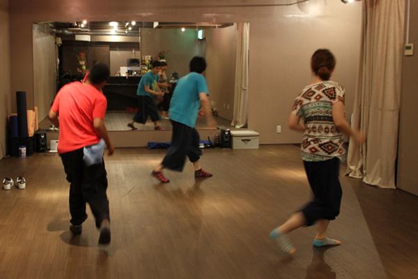 コンテンポラリーダンス
