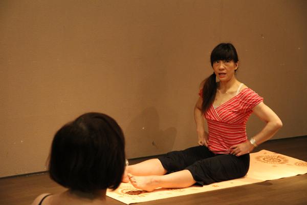 コンテンポラリーダンス身体美塾