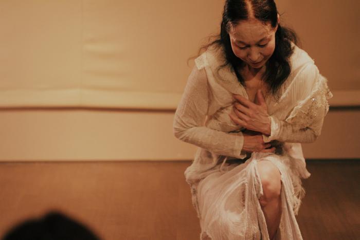 雪雄子舞踏公演